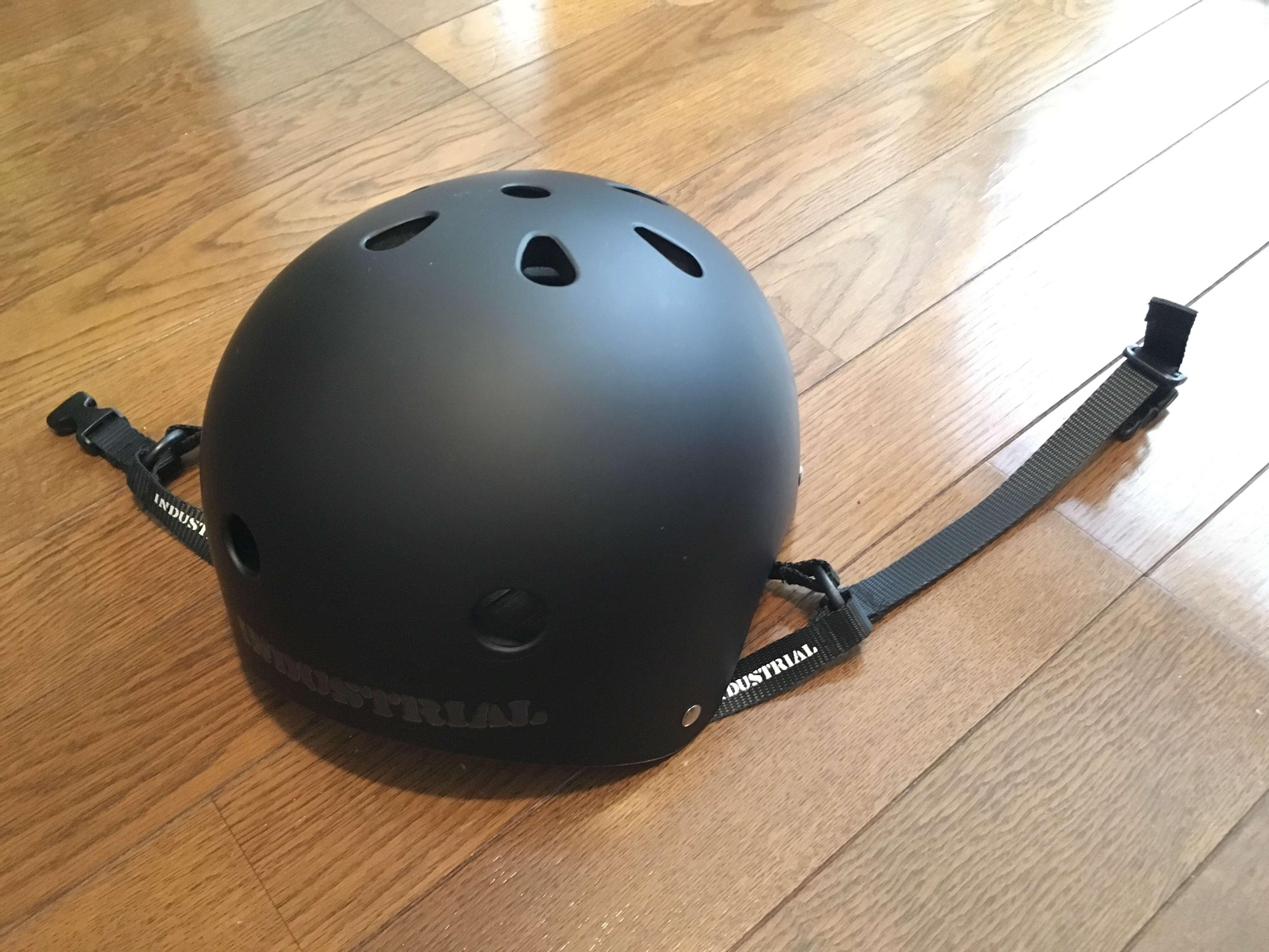 スケボー ヘルメット