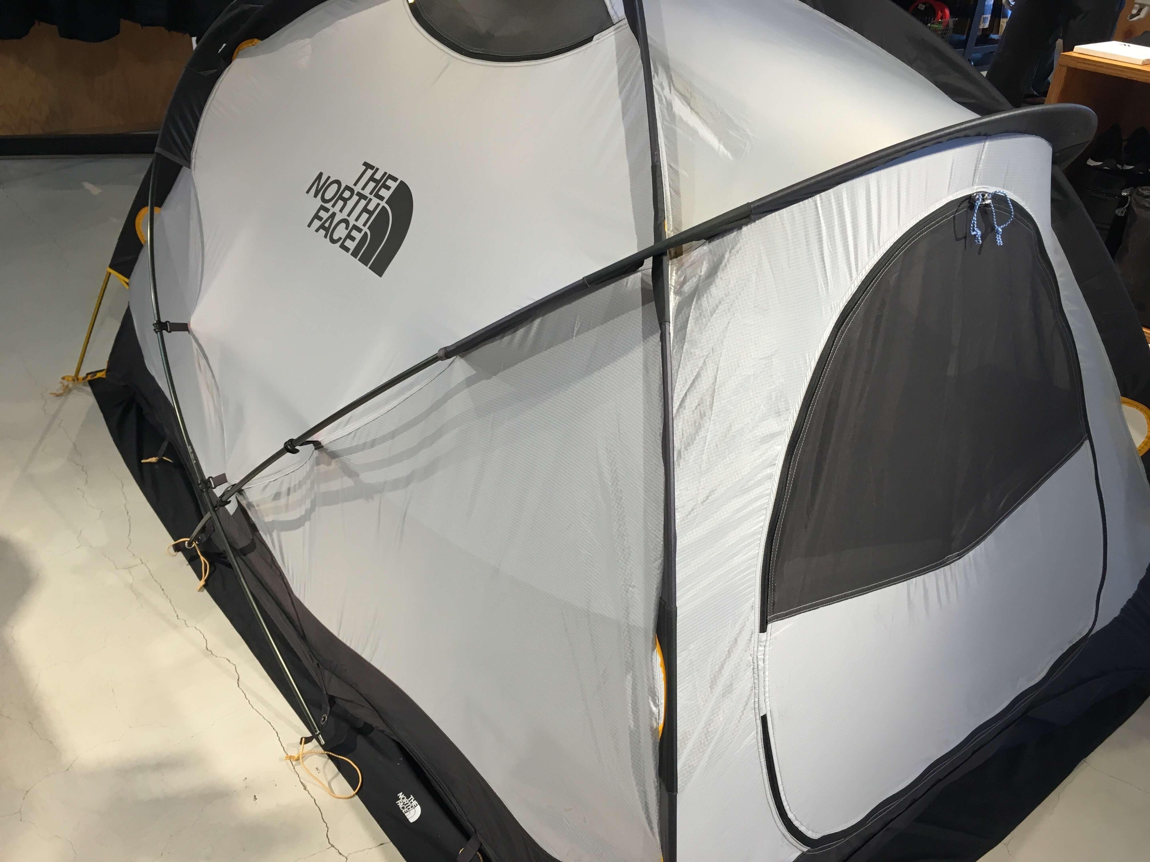 ノースフェイス テント