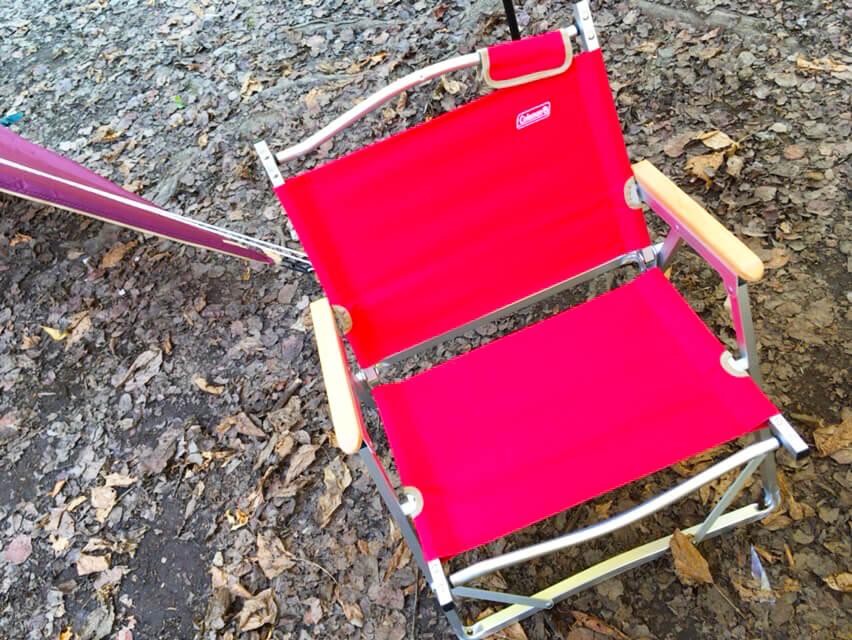 キャンプ用品 椅子