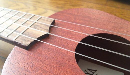 ギターに挫折した?それなら、同じ弦楽器の「ウクレレ」に挑戦しよう!