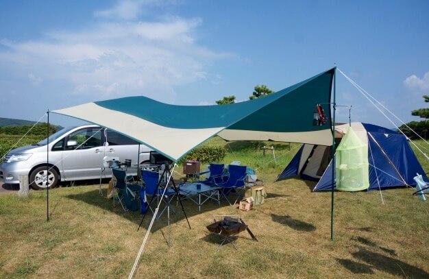 キャンプ場 選び方 オートキャンプ