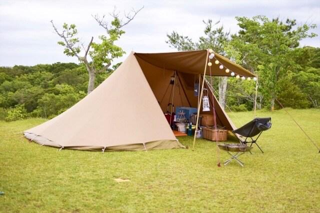 キャンプ場 選び方 雰囲気
