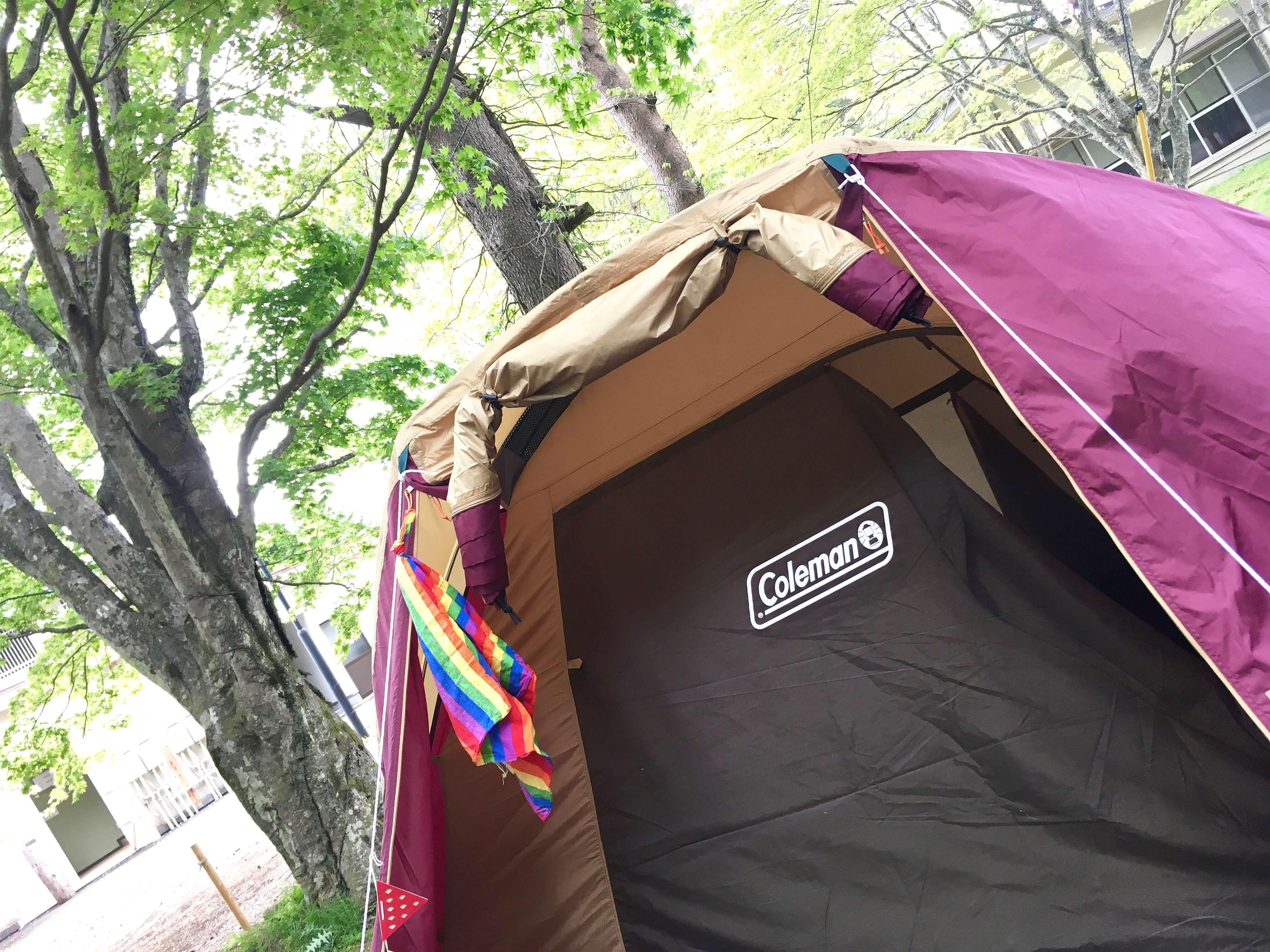キャンプ用品 購入 メリット